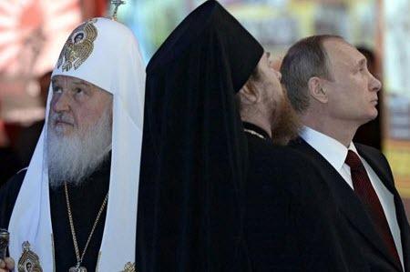 Гибридная атака России на Кипрскую православную церковь