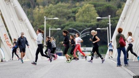 Фізична активність може допомогти врятувати до 5 мільйонів життів на рік - ВООЗ