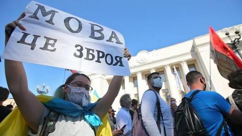 """""""Мова - це Зброя"""" - Дмитро """"Калинчук"""" Вовнянко"""