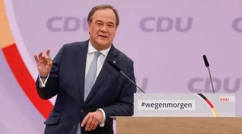 В Германии участники онлайн-съезда ХДС избрали Армина Лашета новым председателем партии