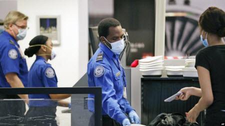 Авіалінії повідомляють про збільшення кількості пасажирів зі зброєю на рейсах до Вашингтона