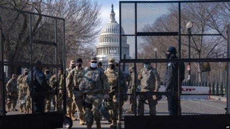 У Вашингтоні затримали чоловіка зі зброєю, набоями і фальшивою перепусткою на інавгурацію