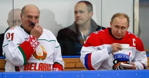 Минск лишен права проведения чемпионата мира по хоккею