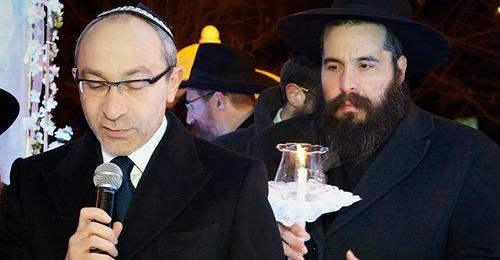 Кернес и его Еврейский Харьков