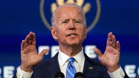 Перші 100 днів Байдена: новообраний президент виступає за пакет допомоги США у майже 2 трильйони доларів