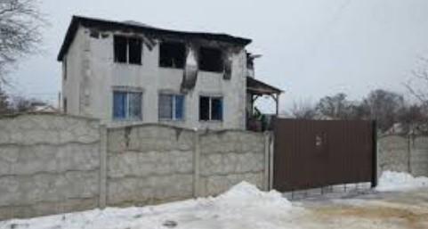 Несколько часов назад умер шестнадцатый из харьковских стариков-погорельцев...