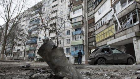 У річницю обстрілу Маріуполя CША вкотре закликали Росію припинити агресію проти України