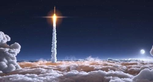На что была бы похожа космическая война?