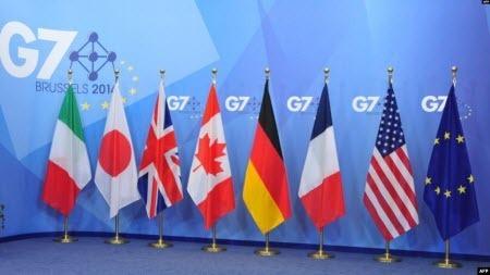 Посли країн G7 представили дорожню карту судової та антикорупційної реформ в Україні