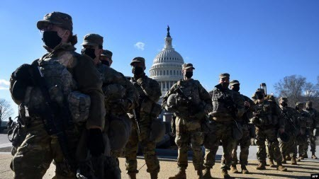 МВБ США предупреждает об «обстановке повышенной угрозы» в стране