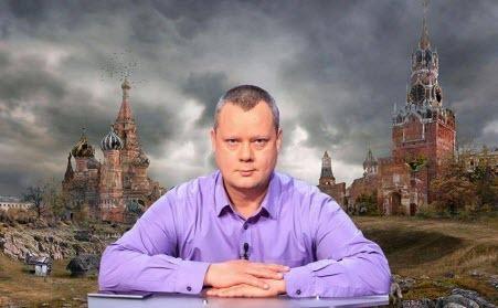 """""""Новости, которых мы заслуживаем"""" - Кирилл Сазонов"""
