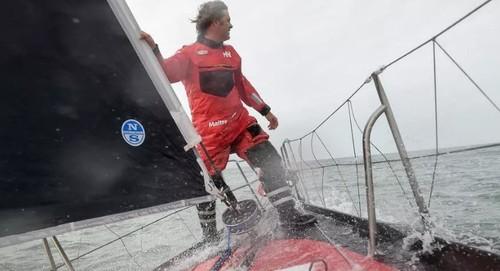 Кругосветная гонка яхт-одиночек Vendée Globe завершилась победой француза Янника Беставена