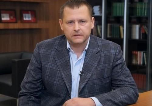 """""""Пустое место"""" - Борис Филатов"""