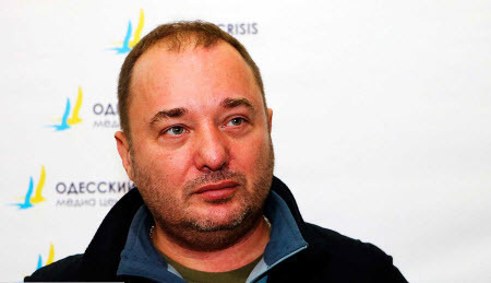 """""""Вот вас ничего не беспокоит в этом предложении Зеленского?"""" - Марк Гордиенко"""