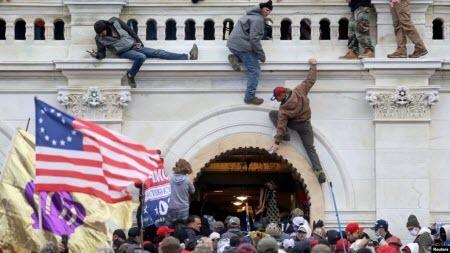 Видання Wall Street Journal розповіло, хто профінансував мітинг у Вашингтоні, після якого відбувся штурм Капітолію