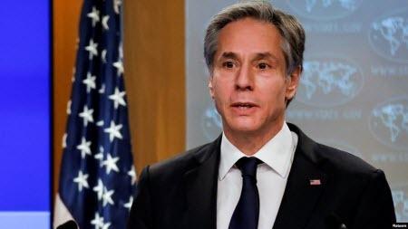 Держсекретар США провів розмову з міністром закордонних справ України