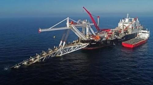 Париж призвал Берлин отказаться от проекта газопровода Nord Stream 2