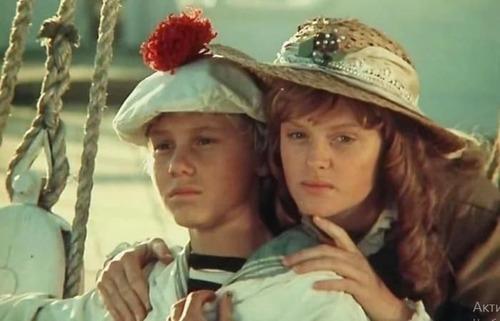 Короткие кинокарьеры детей капитана Гранта