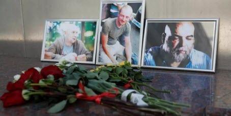 Родственники убитых в ЦАР журналистов отказались от установки памятника на деньги Пригожина