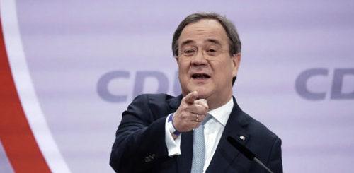 Преемник канцлера Германии поддержал перспективу членства Украины в ЕС
