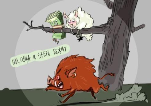 """""""Нет у них куража, даже врать убедительно не умеет"""" - Кирилл Сазонов"""