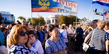 """""""Насколько прочна лояльность крымчан российским властям?"""" - Ксения Кириллова"""