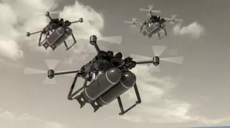 Боевые дроны: война будущего