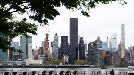 Прокурори Нью-Йорка взялись за нерухомість Трампа на Мангеттені