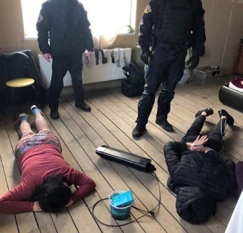 В Харькове изъята рекордная для Украины партия наркотических веществ и раскрыта сеть нарколабораторий