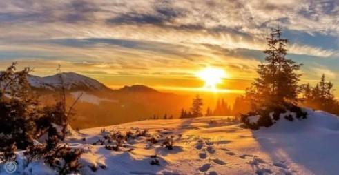 Прогноз погоди в Україні на 16 лютого 2021 року