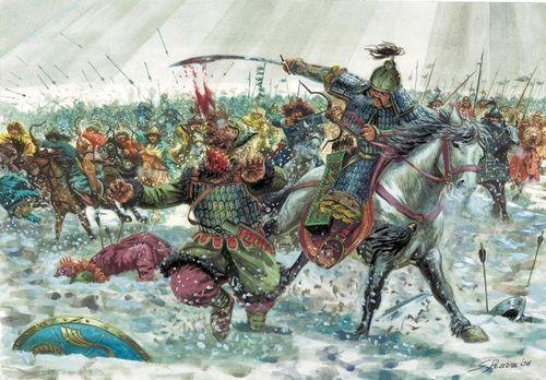 Как на самом деле умер Чингисхан