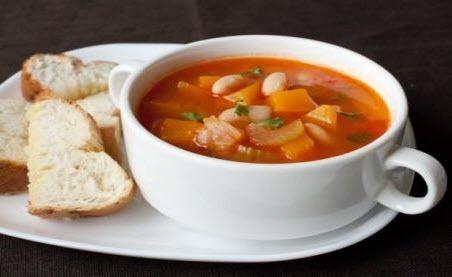 """Бабусині страви: """"Суп овочевий"""""""