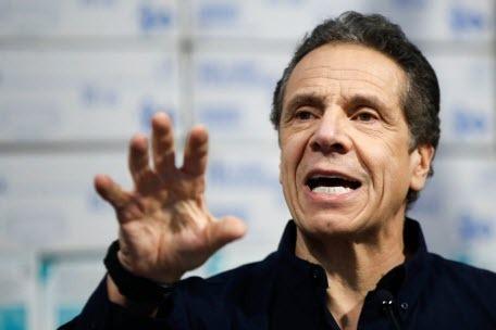 Огромный скандал разгорается в Нью-Йорке