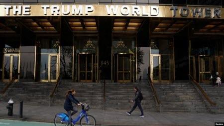 Прокуратура Мангеттена зацікавилась нерухомістю Трампа у Нью-Йорку