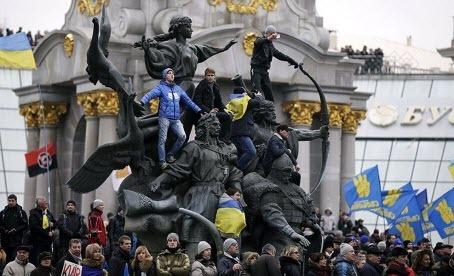 Евромайдан — неоконченная революция