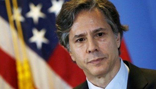 Заява державного секретаря США Тоні Блінкена «Крим - це Україна»
