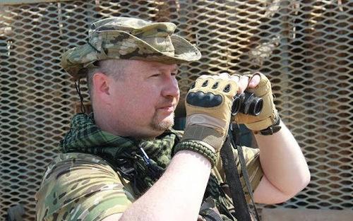 """Лихо... или """"стальные тестикулы"""" российской военной разведки..."""