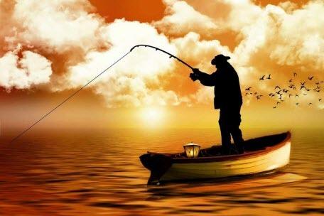"""Притча """"Бизнесмен и рыбак"""""""