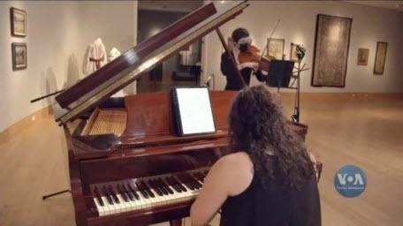 У Нью-Йорку відбувся Фестиваль української сучасної музики