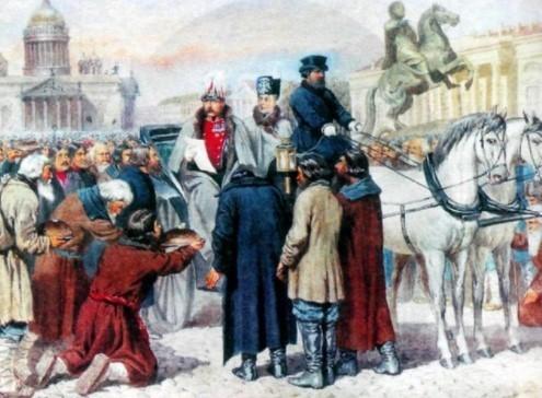 Исторический ликбез: «Царский манифест»