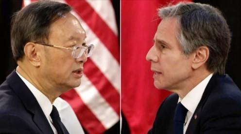 Вчера состоялся первый раунд американо-китайских переговоров
