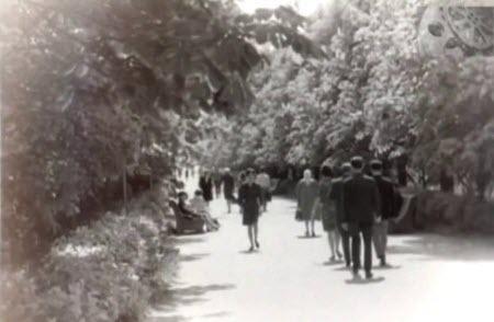 Харьков - Весна 1967года. Сад Шевченко