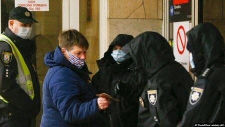 Україна не планує запроваджувати загальнонаціональний локдаун