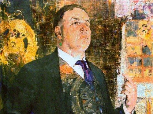 100 Великих діячів культури України - Художники Бурлюк Давид Давидович (1882-1967 рр.)