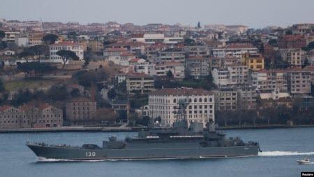 Американський дослідницький центр закликав США надати Україні більше військових кораблів