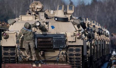 На 30 полигонах 10 стран стартовали учения НАТО Defender-Europe 21