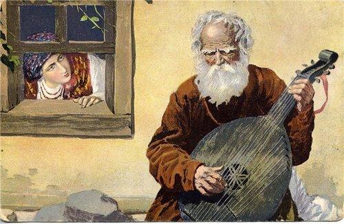 100 Великих діячів культури України - Музиканти Вересай Остап Микитович (1803-1890 рр.)