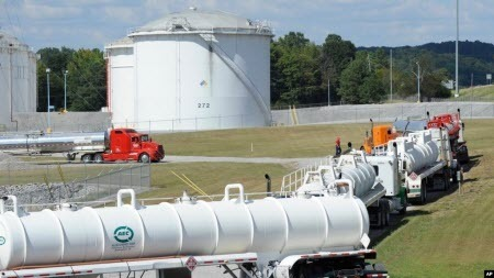 Один з найбільших трубопроводів США, що транспортує паливо, призупинив роботу через кібератаку