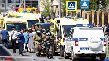 В нападениях на школы Путин винит Запад