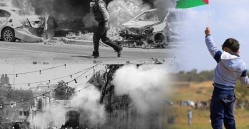 """""""Війна ракет і війна каменів: що відбувається на Близькому Сході"""" - Віталій Портников"""